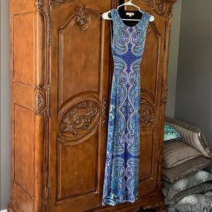 Mara Hoffman Multi Colored Maxi Dress